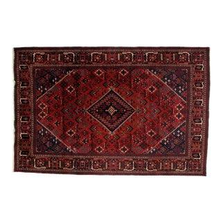 "Leon Banilivi Persian Josheghan Carpet - 7' X 10'8"""