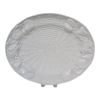 Italian Ceramic Platter