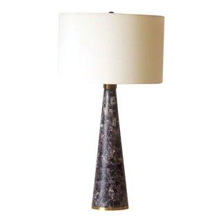 Emporium Home Amethyst Lamp