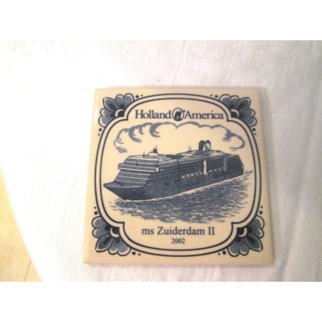 Vintage Cruise Line Coasters - Set of 7 - Image 4 of 9