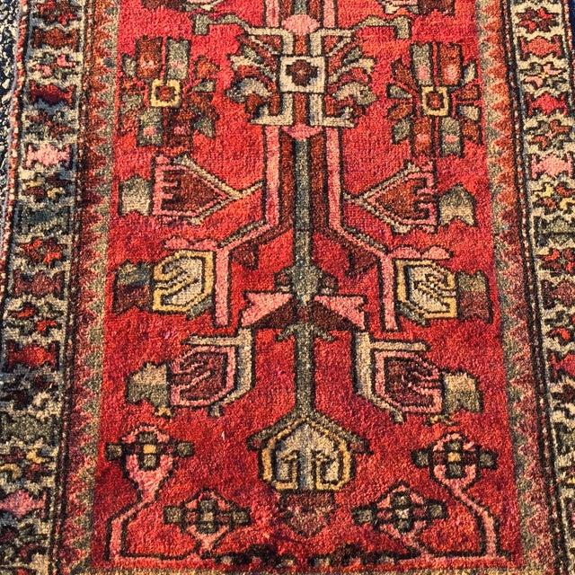 """Zanjan Persian Rug - 2'2"""" X 4'1"""" - Image 5 of 8"""
