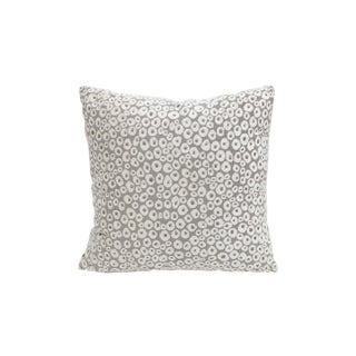 Contemporary Eye Dots Decorative Pillow