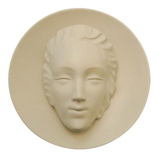Illuminated Face Sconce