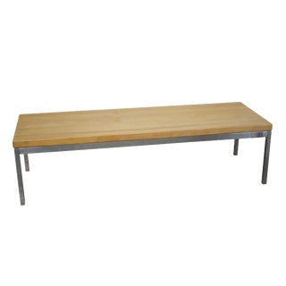 Mid-Century Florence Knoll Style Coffee Table