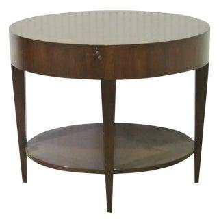 Art Deco 2-Tier Coffee Table