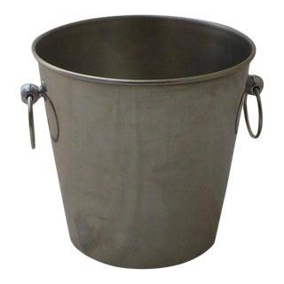Inox Italian Stainless Ice Bucket