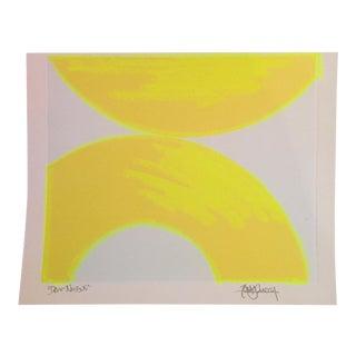 "Tony Curry ""Dear Nassos"" Original Art on Paper"