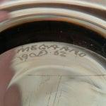Image of Per Lutken Danish 1962 Smoked Glass Bowl