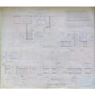 New York City Judson Church Blueprint