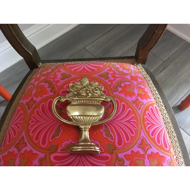 Image of Brass Urn Door Knocker