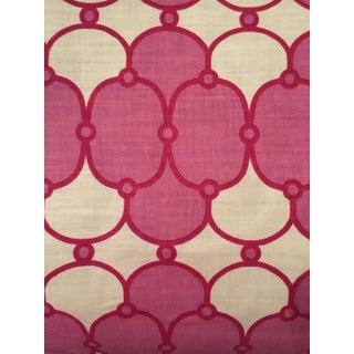 Amanda Nesbit Raspberry Fabric - 10 Yards