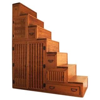 1800s Tansu Cabinet