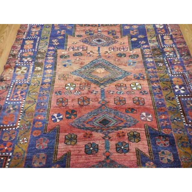 "Antique Persian Ferahan Sarouk Rug - 5'8"" X 8'4"""