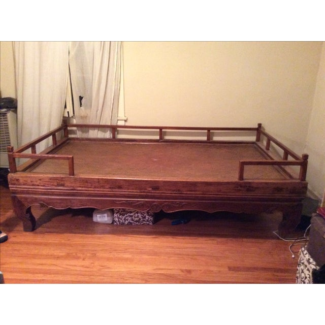 Image of Chinese Opium Bed