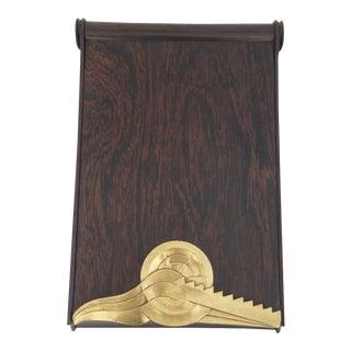 Emile-Jacques Ruhlmann Art Deco Rosewood Box