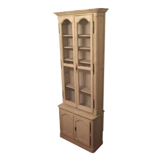 Antique French Cabinet / Bookshelf