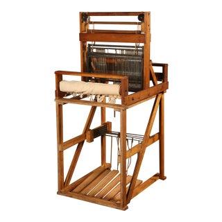 Vintage Wooden Loom