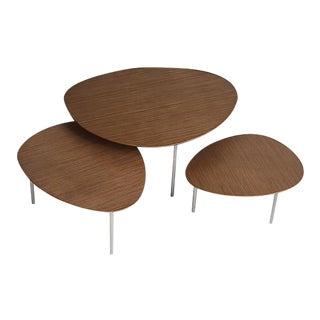 Jon Gasca for Stua Eclipse Nesting Tables - Set of 3