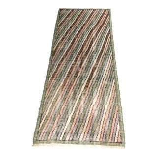 "Bellwether Rugs Vintage Distressed Turkish Zeki Muren Rug - 2'5""x5'6"""
