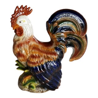 Country Ceramic Rooster
