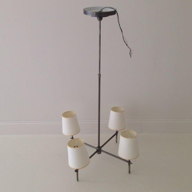 Visual Comfort Four-Light Chandelier - Image 4 of 11