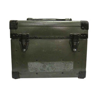 Green Arri Camera Case
