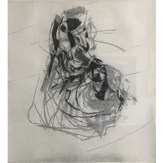 Untitled Charcoal by Friese Undine