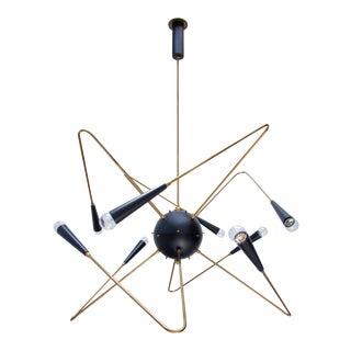 Atomic Sputnik Chandelier