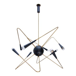 Atomic Sputnik Chandelier