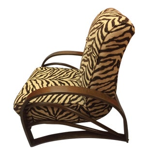 French Art Deco Club Chair