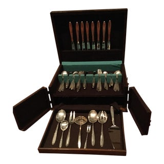 Gorham Sterling Silver Set - Set for 8