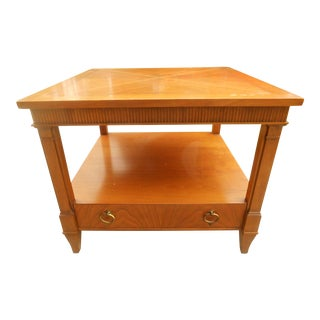 Baker Furniture Nightstand Designed by Michael Taylor