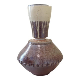 Ransome Little Handcrafted Ceramic Vase