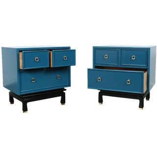 American of Martinsville Nightstands - A Pair