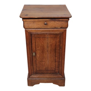 Louis Phillipe 1840 Oak Commode