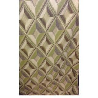 Geometric Contemporary Fabric