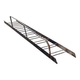 Cast Iron Fire Escape Ladder