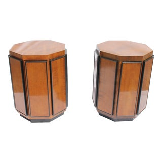 Henredon Mid-Century Nightstands or End Tables - A Pair