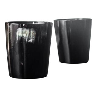 Ankole Horn Tumblers - Set of 2