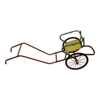 Gym Dandy Child's Toy Rickshaw