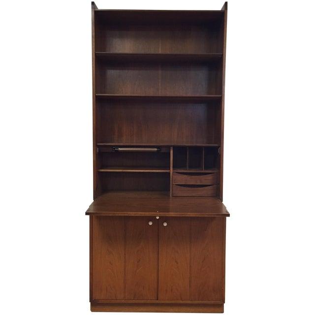 Drexel Kipp Stewart Bookcase Desk - Image 1 of 11
