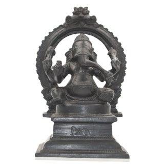 Ganesh Brass Metal Statue