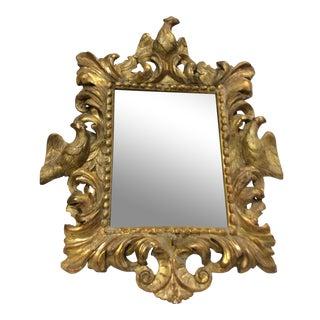 18th Century German Rococo Mirror