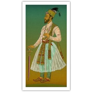 Antique 'Mughal 1' Archival Print