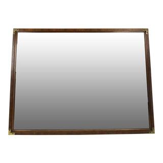 Henredon Campaign Mirror