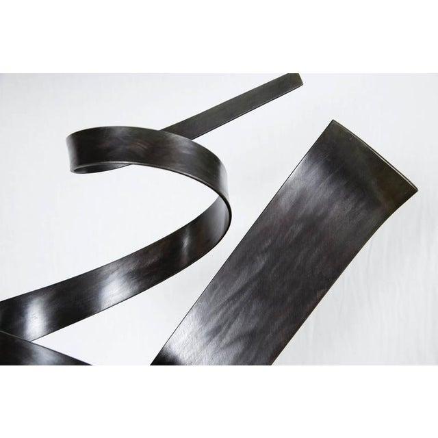 Silhouette by Joe Sorge, Steel Sculpture - Image 5 of 9
