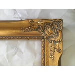 Image of Vintage French Baroque Gold Frame