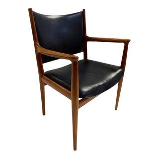 Fantastic 1950 Hans Wegner JH-713 Lounge Chair