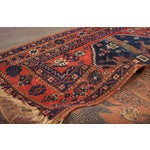 Image of Vintage Hand-Knotted Persian Rug - 4' X 7'3""