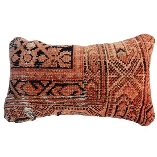 Antique Malayer lumbar Pillow